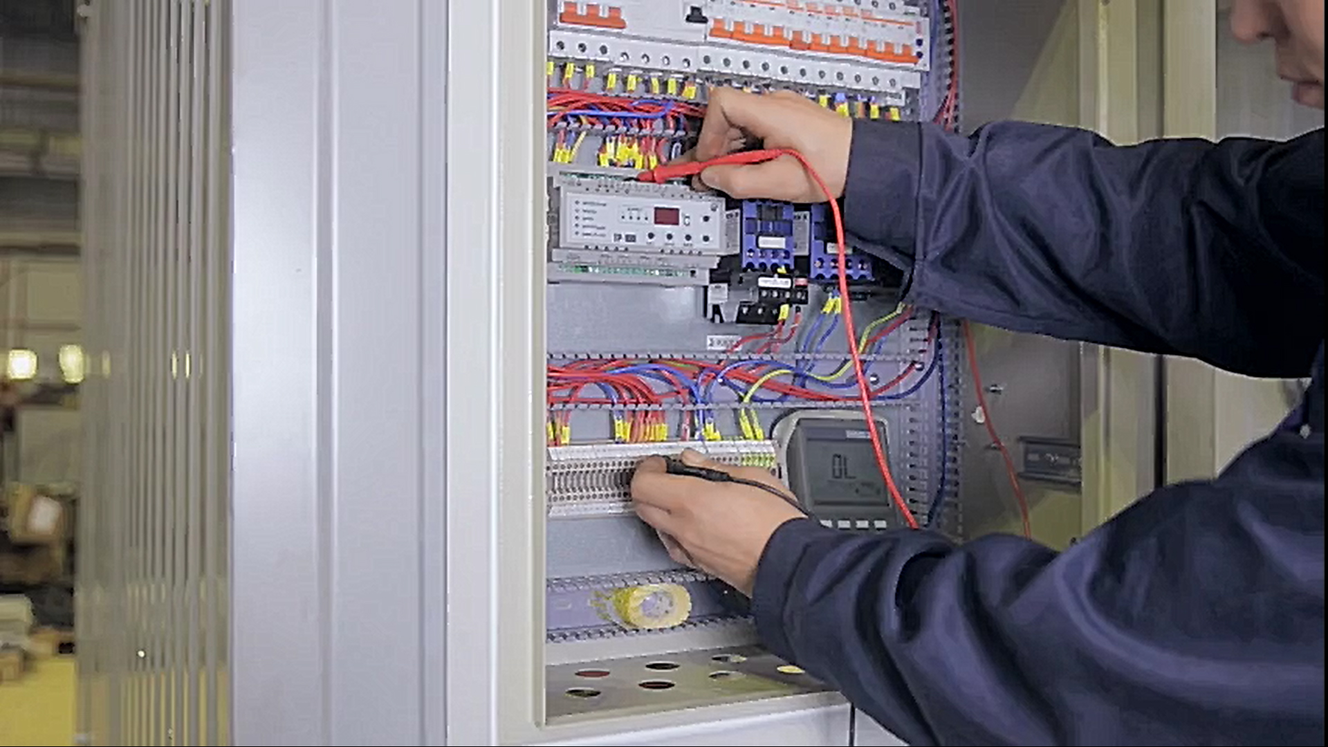 Electrical Installation Condition Report For Hotels And Wiring Circuit Breakers Electrician Accommodation Services Walker Ltd