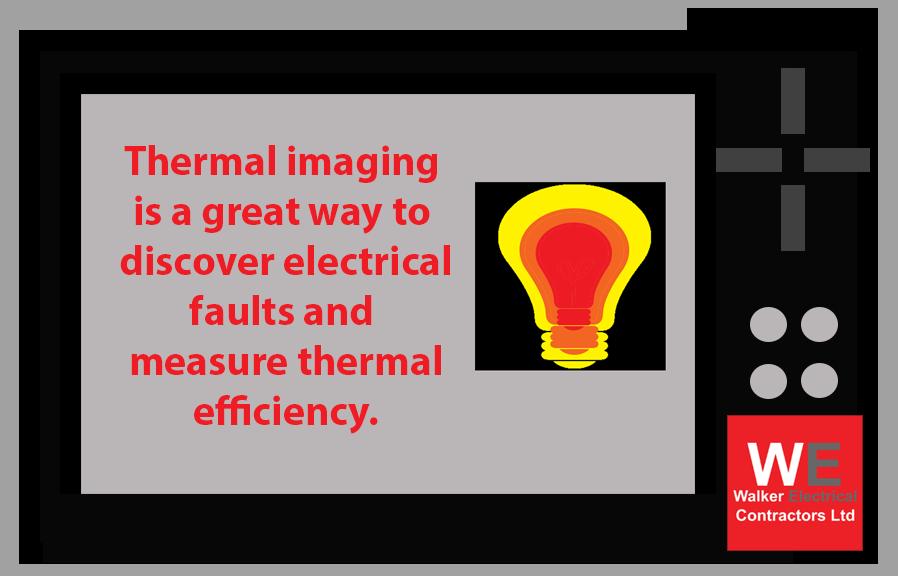 advantages of hiring a thermal imaging camera