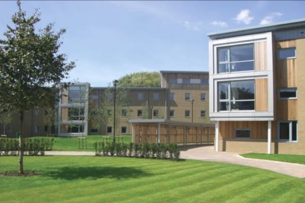 Student Accommodation Energy Efficiency Upgrade, Liberty Park, University of Bedfordshire