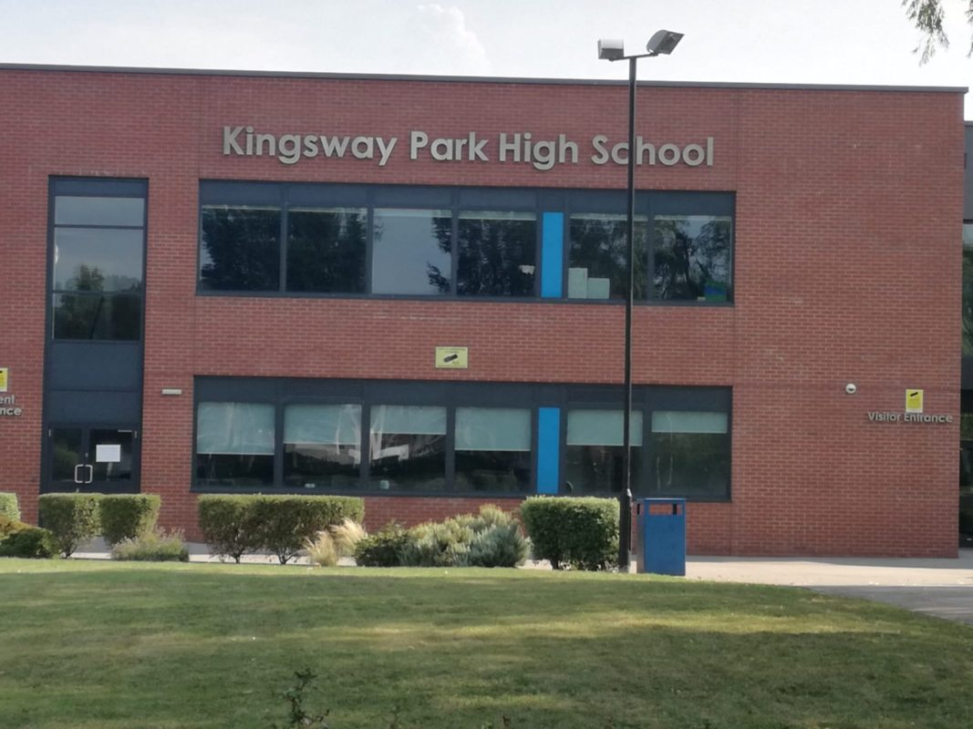 Kingsway college electrical work